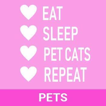 pets category tshirts