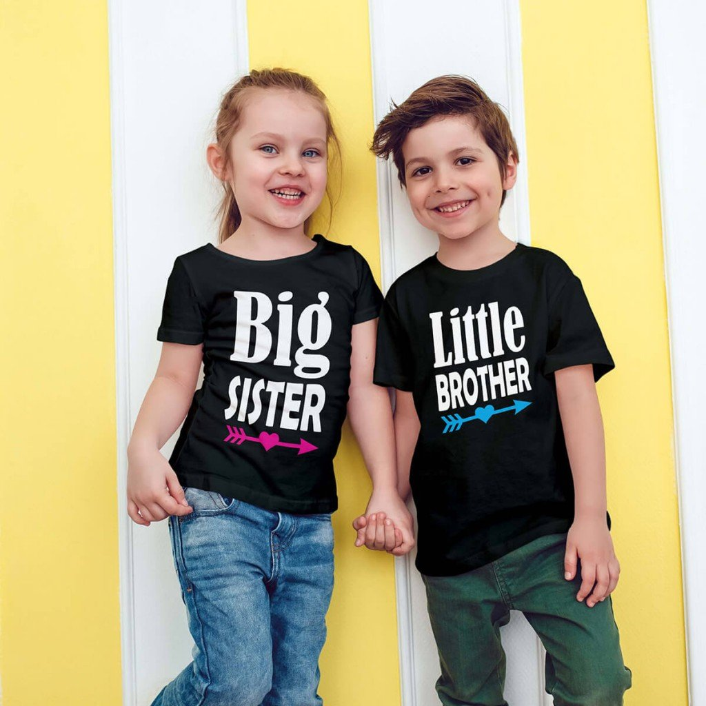 big_sister_little_brother_siblings_tshirt