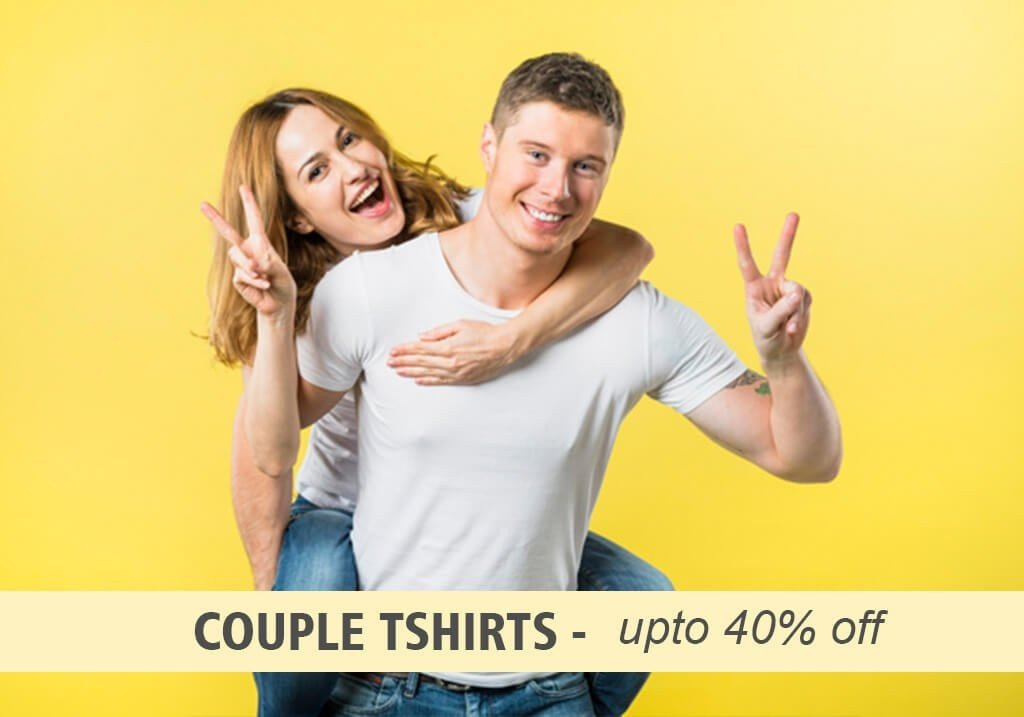 buy couple t-shirts