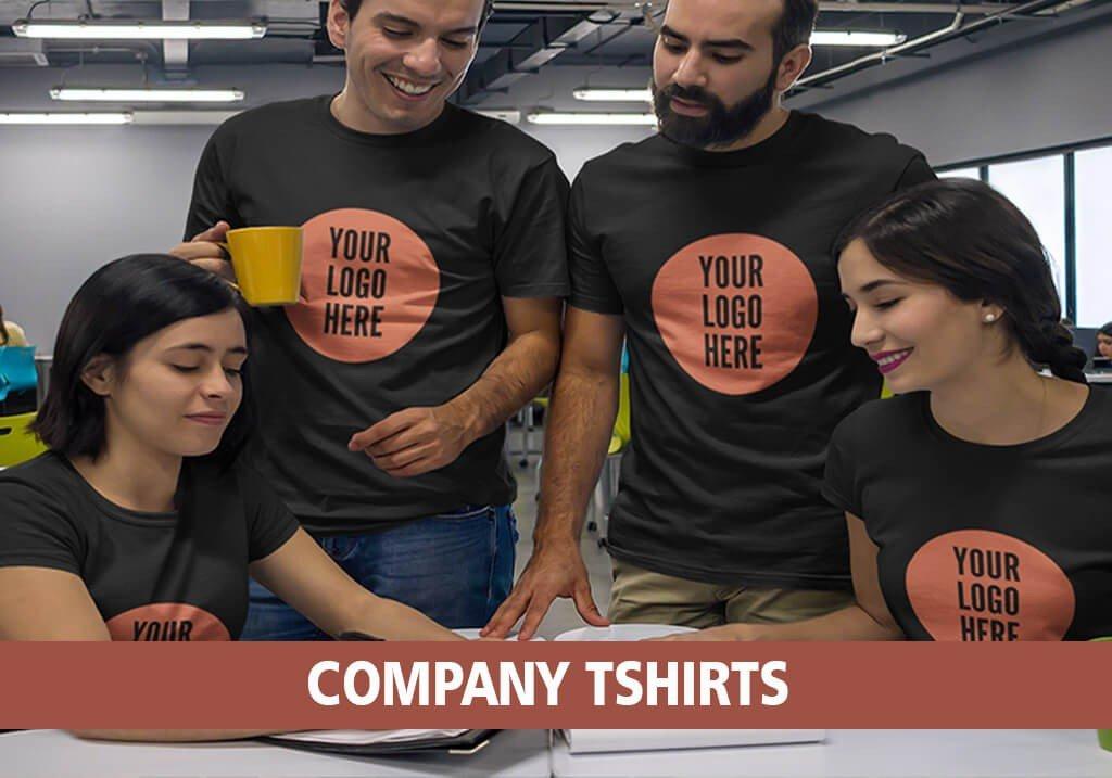 company logo t-shirts