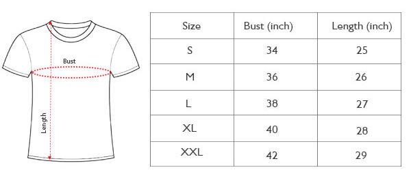 Women's T-shirt - TAB