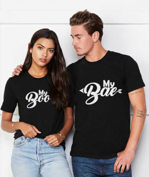 Bae Boo Couple Tshirts