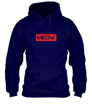 meow, Men's Hoodies