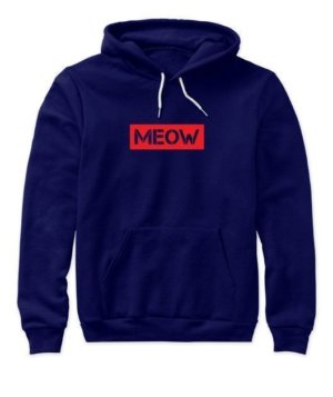 meow, Women's Hoodies