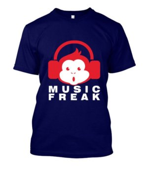 music freak, Men's Hoodies