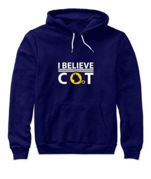 I BELIEVE IN CAT, Women's Hoodies