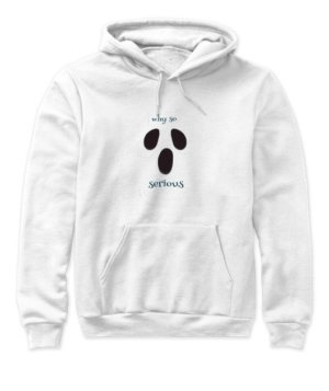why so serious, Women's Hoodies
