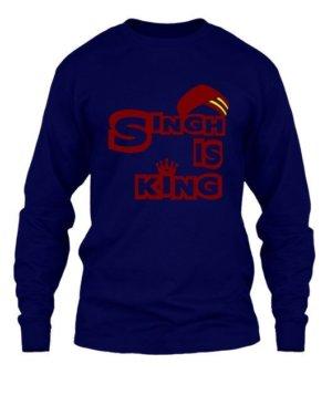 Singh is King, Men's Round T-shirt