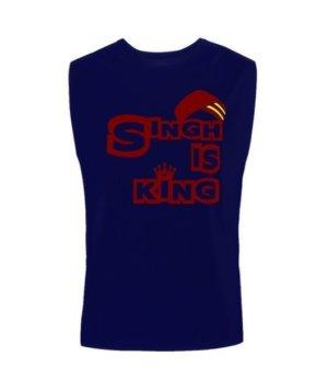 Singh is King, Men's Long Sleeves T-shirt