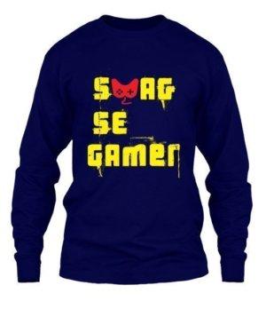 Swag Se Gamer, Men's Round T-shirt