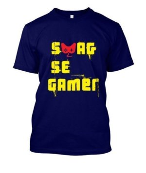 Swag Se Gamer, Men's Round T-shirt