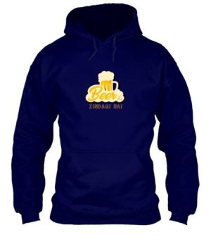 Beer hi toh zindagi hai, Men's Hoodies