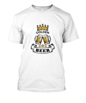 Beer is Gold, Men's Round T-shirt