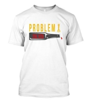 Problem Solved With Beer, Men's Sleeveless T-shirt