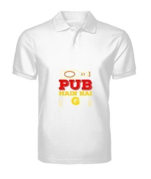 PUB-G MAIN HAI, Men's Long Sleeves T-shirt