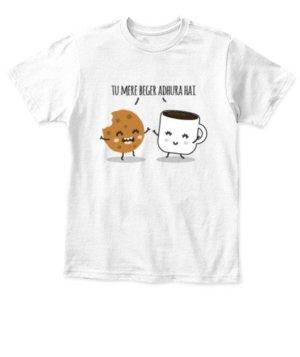 Tu Mere Beger Adhoora hai, Kid's Unisex Round Neck T-shirt