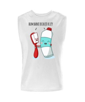 Hum Bane Ek Dooje Ke Liye, Men's Sleeveless T-shirt