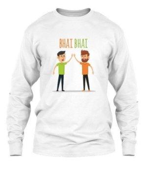 Bhai Bhai, Men's Long Sleeves T-shirt