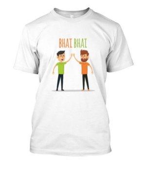Bhai Bhai, Men's Round T-shirt