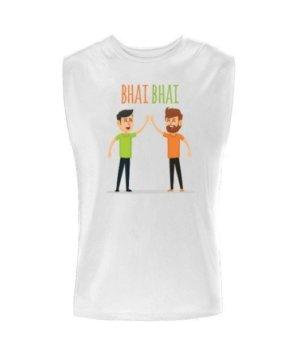Bhai Bhai, Men's Sleeveless T-shirt