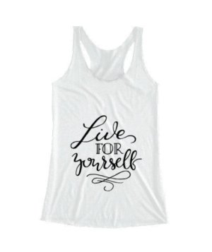 Live For Your Self, Women's Tank Top
