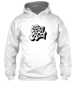 Take a break, Men's Hoodies