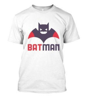 batman, Men's Round T-shirt
