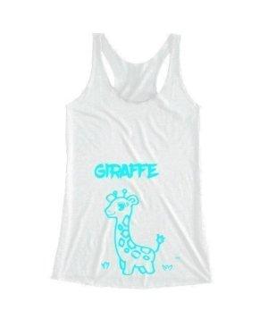 Giraffe t-shirt, Women's Tank Top