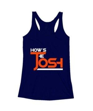 How's the JOSH, Women's Round Neck T-shirt