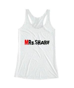 MRs.SHARIF, Women's Tank Top