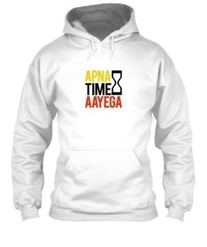 Apna time aayega, Men's Hoodies
