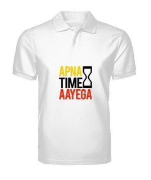 Apna time aayega, Men's Long Sleeves T-shirt