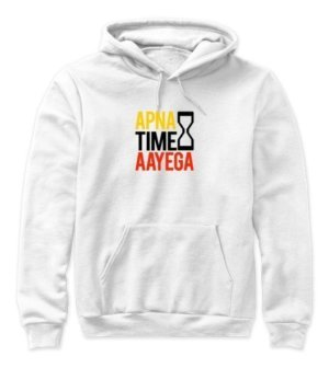 Apna time aayega, Women's Hoodies