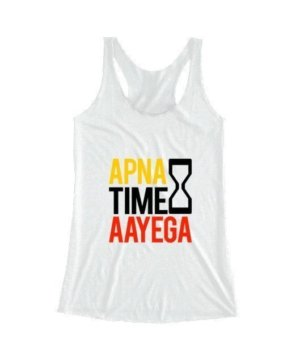 Apna time aayega, Women's Tank Top