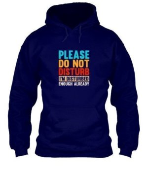 Please do not disturb, Men's Hoodies