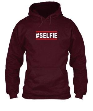 Selfie tshirt, Men's Hoodies