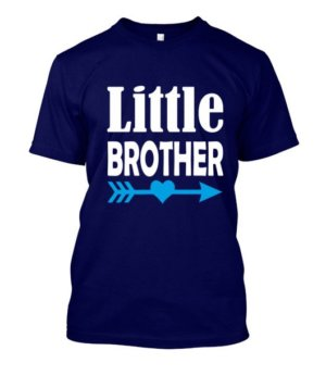 Little Brother, Men's Round T-shirt