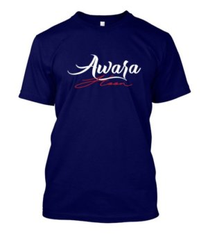 Awara hoon, Men's Round T-shirt