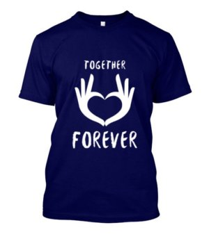 Together Forever, Women's Round Neck T-shirt