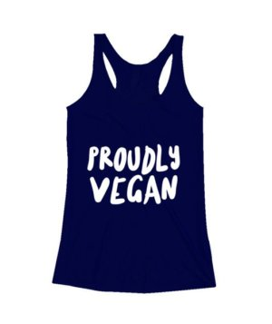Proudly Vegan