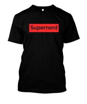 Supernerd, Women's Round Neck T-shirt