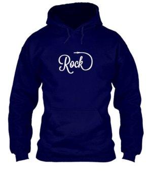Rock, Men's Hoodies