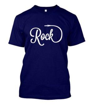 Rock, Men's Round T-shirt