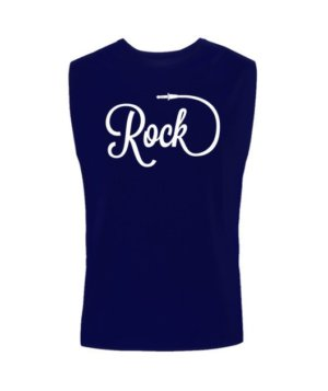 Rock, Men's Sleeveless T-shirt