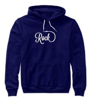 Rock, Women's Hoodies