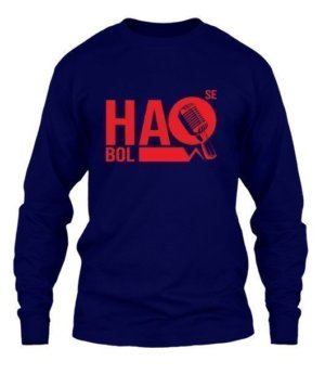 HAQ SE BOL, Men's Long Sleeves T-shirt