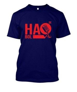 HAQ SE BOL, Men's Round T-shirt