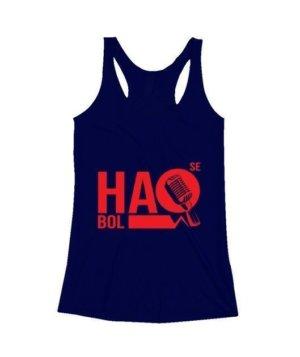 HAQ SE BOL, Women's Round Neck T-shirt
