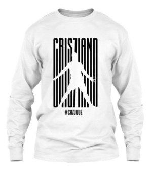 Cristiano, Men's Long Sleeves T-shirt