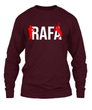 RAFA, Men's Long Sleeves T-shirt